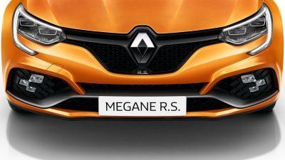 Photo RENAULT Mégane IV 280 / RS