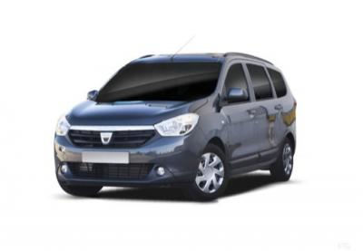 Photo DACIA Lodgy dCi 90 5 places  /  Stepway