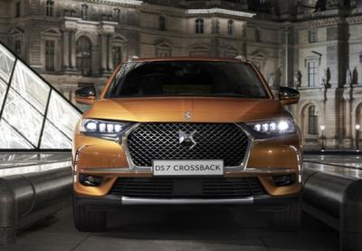 Photo DS DS7 Crossback BlueHDi 130 BVM6 / Chic