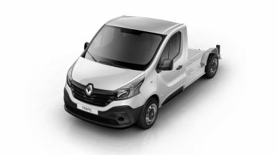 Photo RENAULT TRAFIC PHC L2H1 1200 KG DCI 125 ENERGY E6 / CONFORT