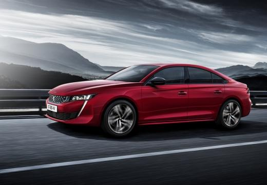 photo  PEUGEOT 508 BlueHDi 130ch S&S EAT8 / Active