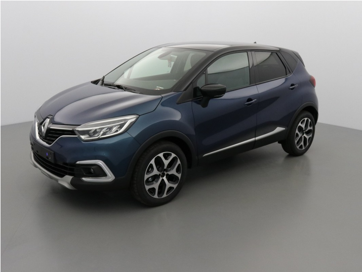 photo  RENAULT Captur TCe 150 FAP EDC / Intens