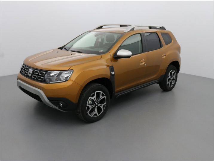 photo  DACIA Duster Blue dCi 115 4x4 / Prestige