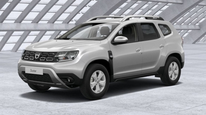 Photo DACIA DUSTER 1.5 BLUEDCI 115CV 4X2 CONFORT + NAVI + PACK CONFORT + PACK LOOK GRIS HIGHLAND